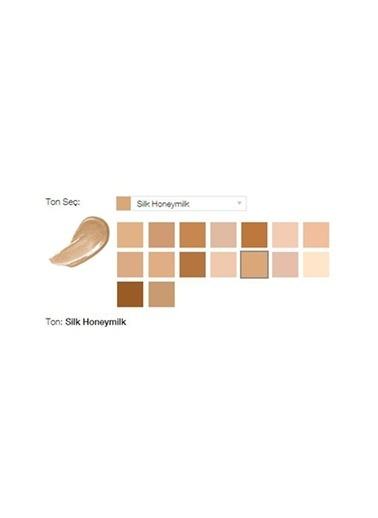 Clinique Clinique Superbalanced Silk Makeup Spf15 Ultra Sıvı Ve Hafif Yapılı Silk Honeymilk Fondöten 30 Ml Renksiz